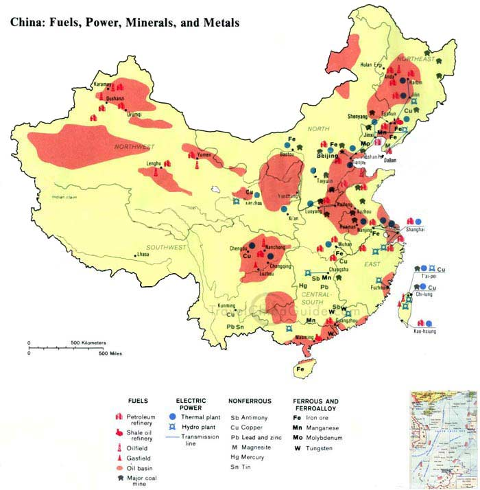 China Iron Ore Mines Only Threat To Alliance Steel Trading - Us iron mines map
